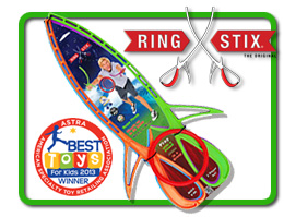 RingStix Great Outdoor Fun!